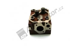 Cylinder head assy TUR 3C/4C 5202-0501, 7901-0501 AGS Premium quality