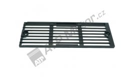 Heating grille