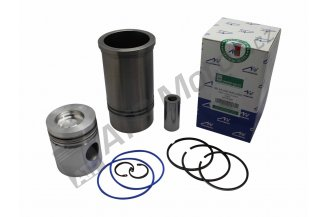 Piston liner kit 105 TUR EKO 2 AGS Premium quality