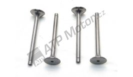 Exhaust valve set 4C AGS Premium quality