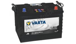Varta 12V 135Ah J8 BLACK HD635042068