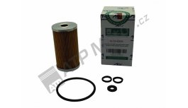 Fuel filter I 93-1207 assy AGS Premium quality