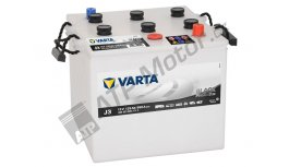 Varta 12V 125 Ah J3 BLACK HD 625023000