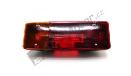 Tail lamp LH + number plate light 80-350-972
