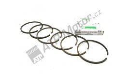 Piston ring set 105 6R AGS Premium quality