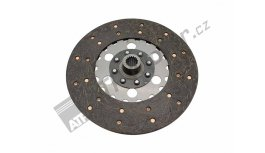 Travelling clutch plate 310/18 non sprung 7901-1120 AGS Premium quality