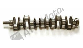 Crankshaft 6C forget integrated counterweight