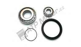 Wheel bearing kit with gaskets AGS premium quality