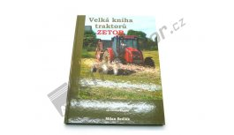 Book Big book of traktors Zetor