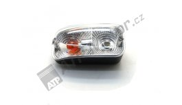 Head lamp RH MAJN