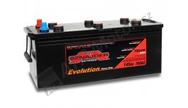 Battery SZNAJDER 12V 145Ah 800A