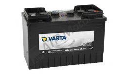 Varta 12V 110Ah I4 BLACK HD 610047068