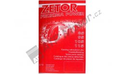 Catalogue ZETOR Proxima Power 2009 5-languages