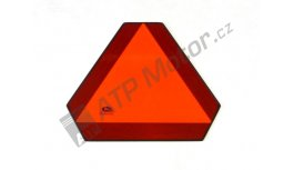 Warning triangle metall
