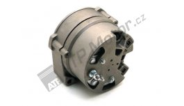 Alternator without regulator  14V/55A L=17,00 mm