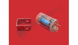 Breaker/flasher unit semiconductor 12V 5911-3738 AGS Premium quality