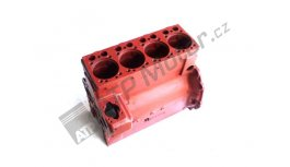 Engine block 4C ATM 102x120 repaired without counterpart 7101-0109