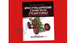 Book Encyclopedia of Czech Tractors