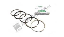 Piston ring set 95 5R, 5501-0095, 93-8660 AGS Premium quality