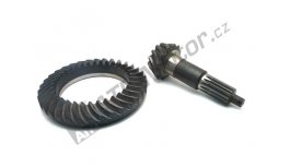 Gear and bevel pinion 25 km t=12/34 6745-3189