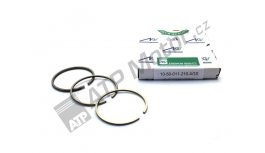 Piston ring set compressor old type 65,0mm UŘ I AGS Premium quality