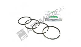 Piston ring set 100 4R AGS Premium quality