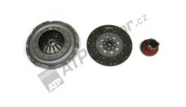Clutch repair kit new type 93-8315-KOM AGS Premium quality