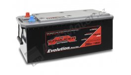 Battery SZNAJDER 12V 200Ah 1100A