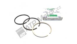 Piston ring set 102 3R AGS Premium quality