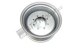 Wheel disc W13x24 JRLP FRT HSX 4WD
