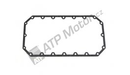 Oil pan gasket 3C 4904-0264 AGS Premium quality
