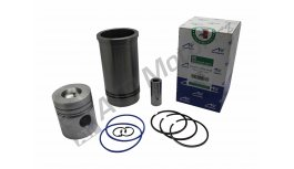 Piston liner kit 100 3R AGS Premium quality