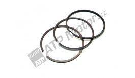 Piston ring set 110 3R TUR 3+2,5+5EX/CR MTZ D-260