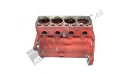 Engine block with covers JRL