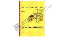 Workshop manual ZETOR 4911-6945