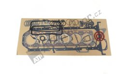 Engine gasket set 6C TUR s=1,50 mm AGS Premium quality