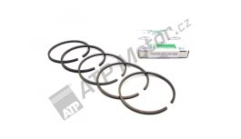 Piston ring set 105 5R Z-25 AGS Premium quality