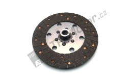 Travelling clutch plate d=280/16gr 3001-1191, 95-1101 AGS Premium quality