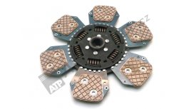 Clutch plate 325/18 CER, TOON, FRT AGS Premium quality