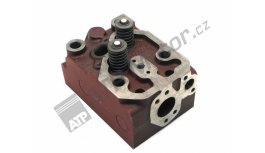 Cylinder head assy with valves UNI ATM 3C/4C 4901-0554-KOM AGS Premium quality