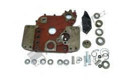 Front cover for HGR TUR Z7340 rebuilt set AGS Premium quality