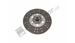 Travelling clutch plate 310/18 AXO, 7901-1180 AGS Premium quality