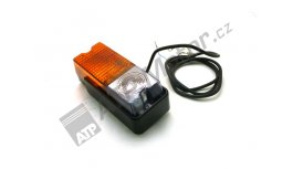 Headlamp flash/contoured RH M97,FRT 16-351-046