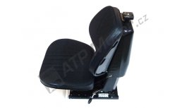 Driver seat assy textile upholstery without arm rests 7201-5402