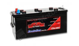 Battery SZNAJDER 12V 125Ah 690A