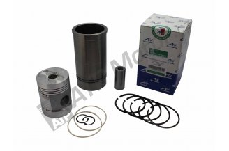 Piston liner kit 102 5R URSUS C-330 AGS Premium quality