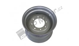 Wheel disc 9,75x16,5 8/203,2/152,5 ET 39 BOBCAT AGS Premium quality