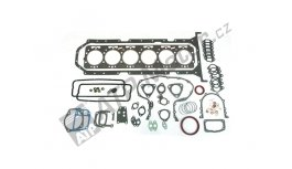 Engine gasket set 6V TUR 8604 AGS Premium quality