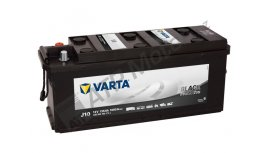 Varta 12V 135Ah J10 BLACK HD 635052100