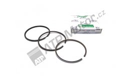 Piston ring set 102 3R TUR 7911-0096 AGS Premium quality